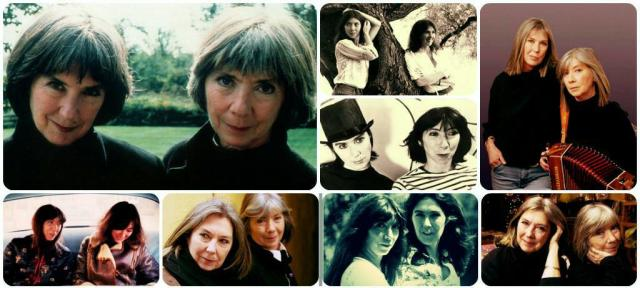 Kate & Anna McGarrigle collage 2
