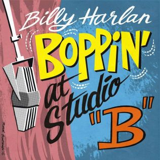 Billy Harlan EP - April 2016